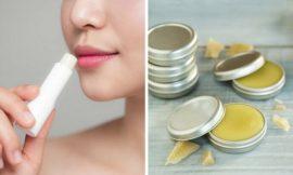 Balsamo per labbra: cos'è e come crearne uno in casa