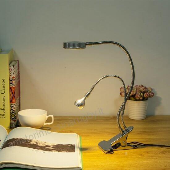 Lampadina per leggere: la luce perfetta per le letture serali