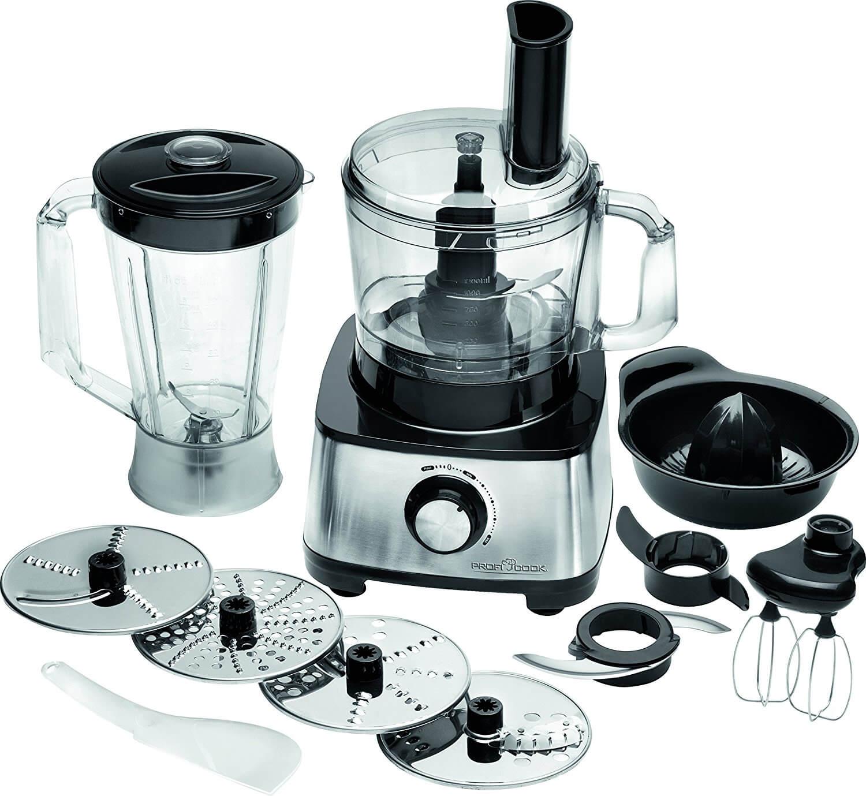 Robot da cucina: l\'aiuto migliore per chi ha poco tempo