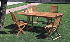 I migliori tavoli da giardino per arredare il tuo terrazzo