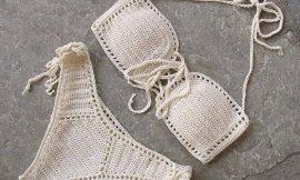 Costume uncinetto: lo schema per realizzare il capo moda dell'estate