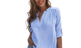 Camicia donna, come scegliere quella più adatta al proprio fisico?